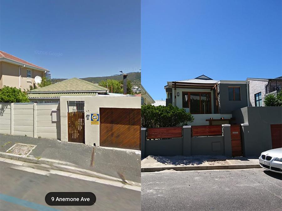 before & after prestige builders